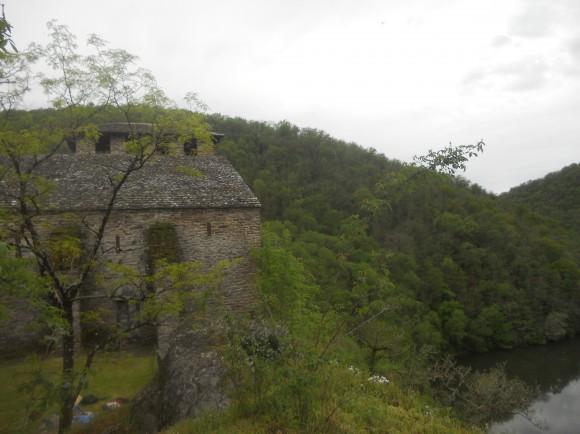 chapelle de Lasplanque Tarn tanus