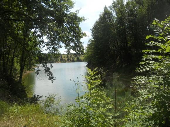 Lac de La Roucariée
